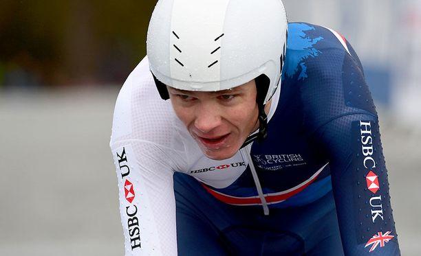 Chris Froome teki rajun tempun tänä vuonna voittamalla sekä Ranskan ympäriajon että Vueltan eli Espanjan ympäriajon.