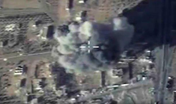 Venäjä on tehnyt ilmaiskuja Syyriaan syyskuun lopulta lähtien. Pommituksia on perusteltu Isisin Venäjään kohdistamalla uhalla.