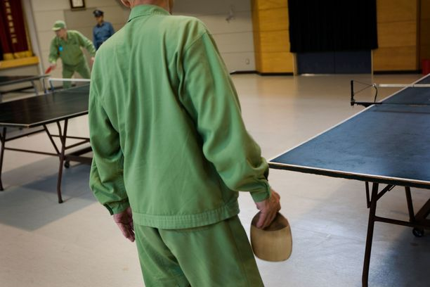 Toshio Takatan mukaan olot eivät ole vankilassa kovinkaan huonot. Siellä on aktiviteetteja ja seuraa.