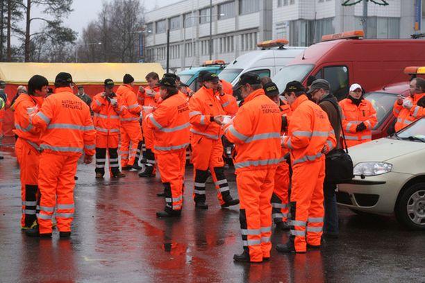Autoliiton Operaatio Lumihiutale starttasi jo neljänkymmenennen kerran.