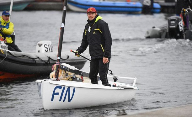 Tapio Nirkko on Suomen harvoja mitalitoivoja Riossa.