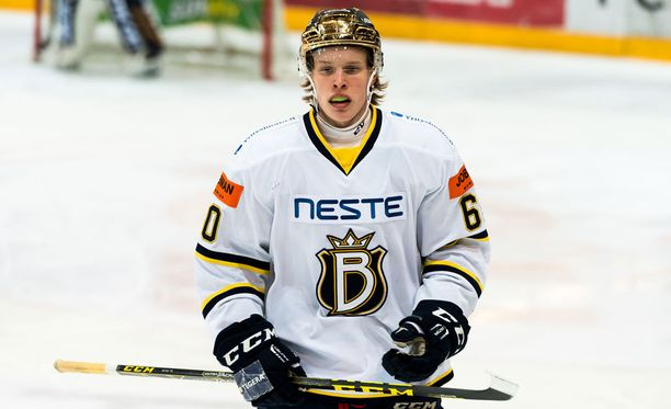 Antti Suomela oli Bluesin paras pistemies runkosarjassa.