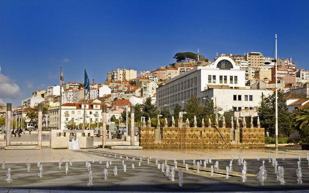 Lissabon on Euroopan aurinkoisin pääkaupunki.