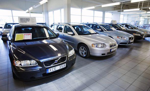 Vanhojen dieseleiden hinnat ovat syöksykierteessä Ruotsissa.