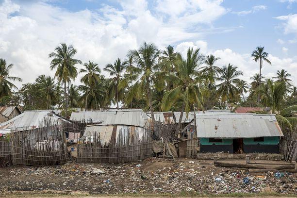 Veriteot tehtiin Cabo Delgadon alueella, joka on tunnettu kaasuvarannoistaan. Arkistokuva.