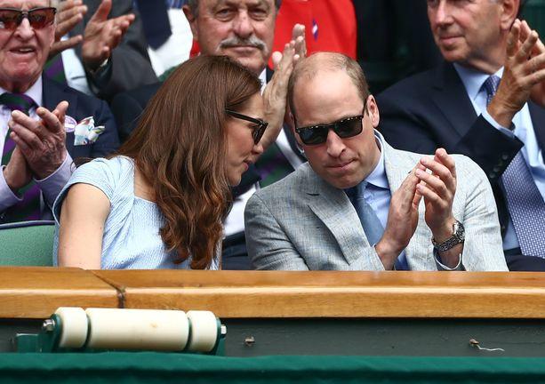 Sekä herttuatar Catherine että prinssi William ovat kiinnostuneita monenlaisista urheilulajeista. Vain viikko sitten herttuatar Catherine kannusti pooloa pelaavaa prinssi Williamia.