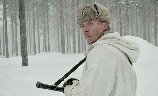 Eero Aho sai Antti Rokan roolistaan Tuntemattomassa sotilaassa Jussi-ehdokkuuden.