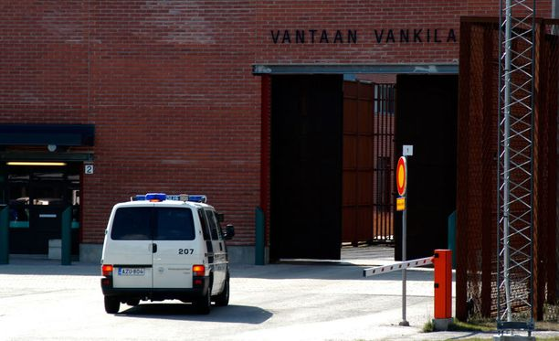 Vantaan vankilaa on pidetty pakovarmana.