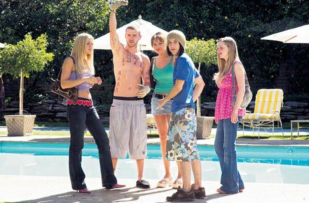 PRESTIISILEFFA Justin Timberlake kutsuu mukaan bileisiin, joissa saattaa mennä henki.