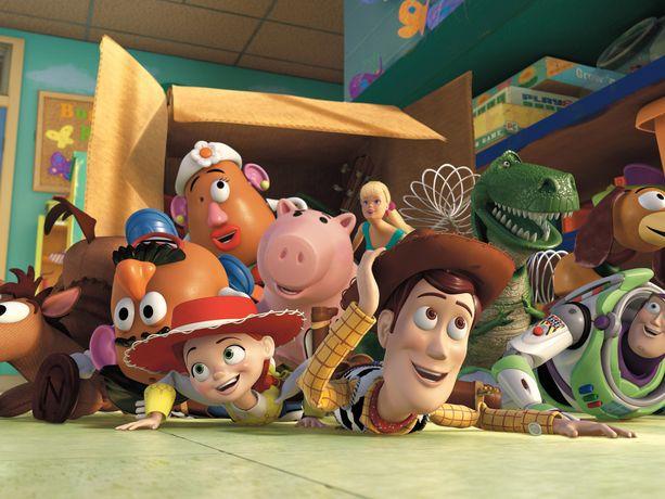 Toy Story -elokuvasarjan rakastetut hahmot nähdään pian taas valkokankaalla.