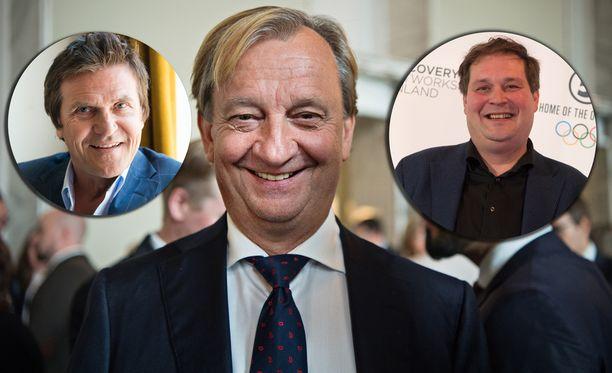 Sedu Koskinen ja Jethro Rostedt ovat Liike Nytin uusia jäseniä.