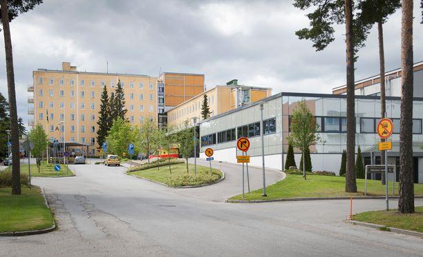 Tuberkuloosiin sairastunut kuoli Satakunnan keskussairaalassa.