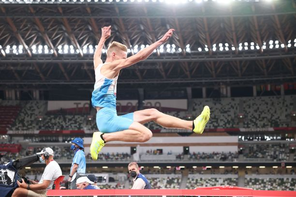Kristian Pulli venytti Tokion olympiakarsinnasta maanantain finaaliin.