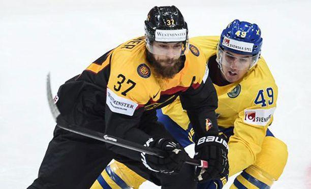 Saksa piinasi Ruotsia loppuun asti.