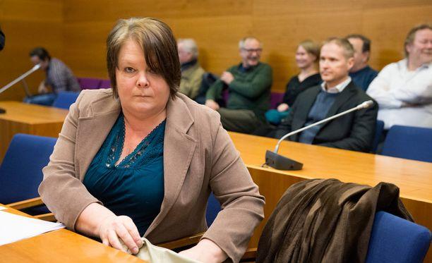 Terhi Kiemunki sai Pirkanmaan käräjiltä tuomion kiihottamisesta kansanryhmää vastaan.