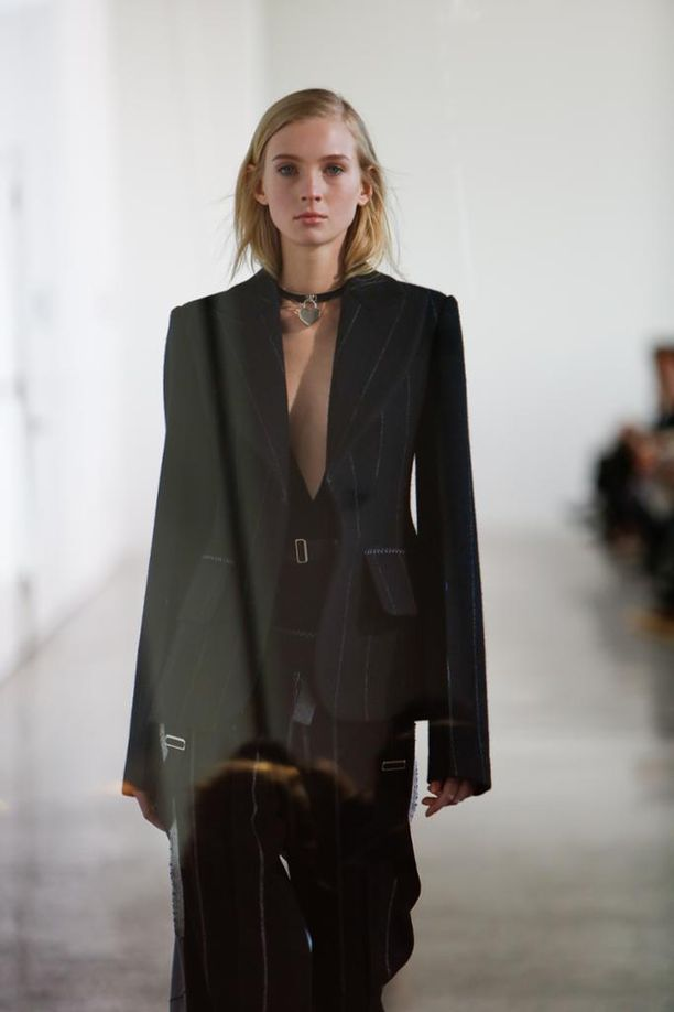 Calvin Klein syys-talvi 2016-17