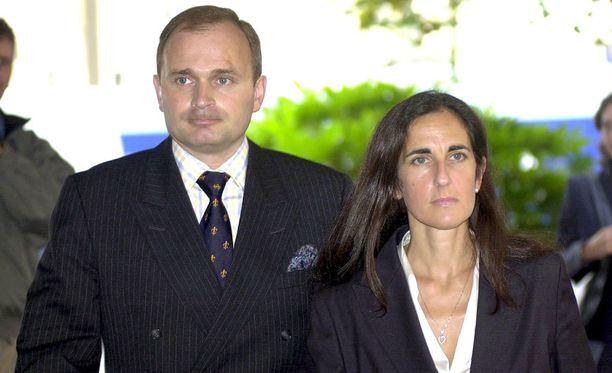 Charles Ingram ja Diana Ingram ovat kiistäneet syytökset aina.