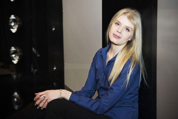 Alina Tomnikov odottaa Putoukselta etenkin improvisaatiotehtäviä.