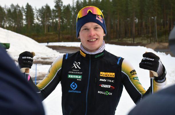 Iivo Niskanen kilpailee seuraavan kerran viikonloppuna Oloksen tykkikisoissa.