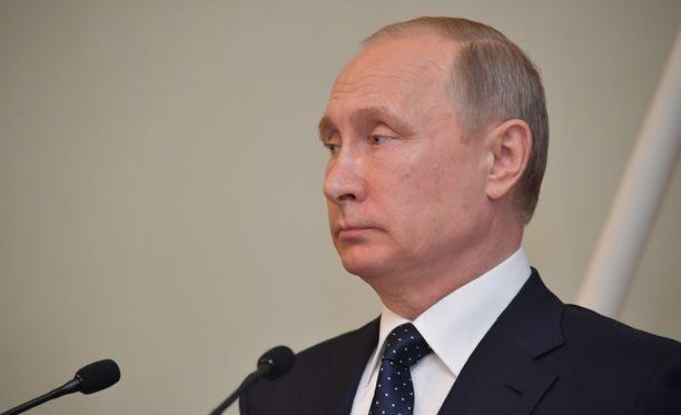 Vladimir Putin kommentoi Venäjän ja Kiinan yhteisiä Itämeren sotaharjoituksia.