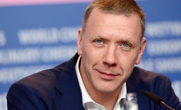Ruotsalaisnäyttelijä Mikael Persbrandt jäi kiinni kokaiinin ostamisesta.