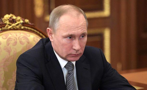 Venäjän presidentti Vladimir Putin ei halua, että häntä kutsutaan tappajaksi.