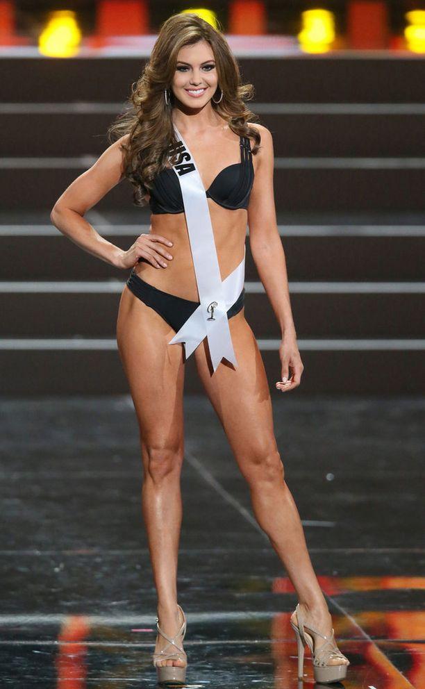 Miss USA on yksi suokikeista.