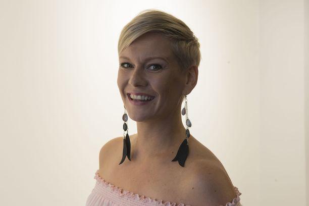 Heidi Sohlberg on puhunut syöpätaistelustaan avoimesti.