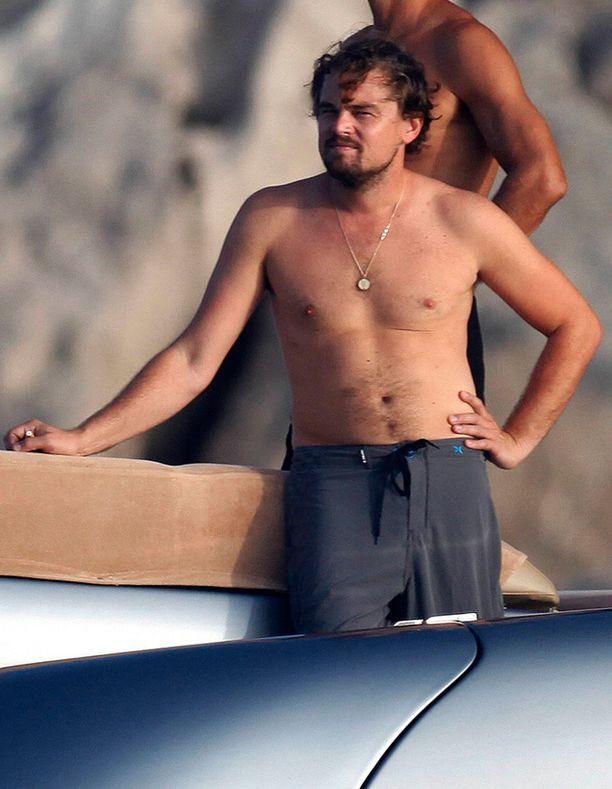 Leonardo DiCaprio on yhä rautaisessa kunnossa.