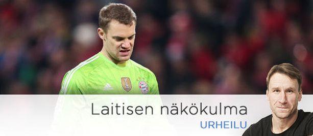 Manuel Neuer voitti maailmanmestaruuden, mutta ei Kultaista palloa.