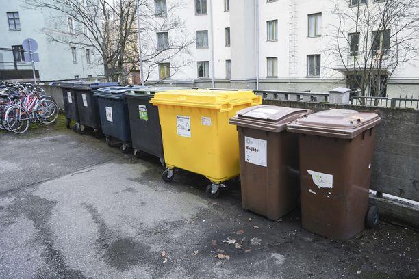 Jatkossa jokaisen kunnan tulee kilpailuttaa jäteyhtiöt erillisjätteen kuljetukseen.