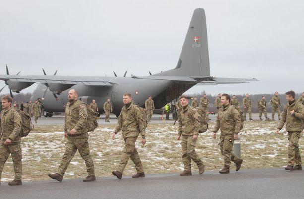 Viron Tapassa on jo Naton pataljoona.