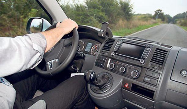 DSG-automaattivaihteisto tekee ajamisesta helppoa.