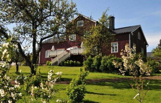 Westerby Gårdissa pääset luonnonrauhaan. Hotellin jokainen huone on sisustettu omalla teemallaan.