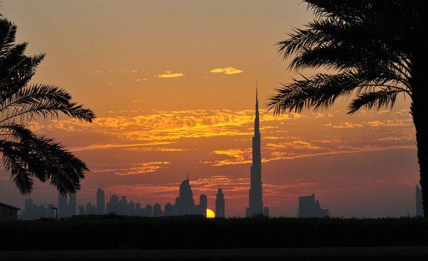 Jauhiainen oli aikeissa auttaa pakoon Dubain prinsessa Latifa Al Maktoumin.