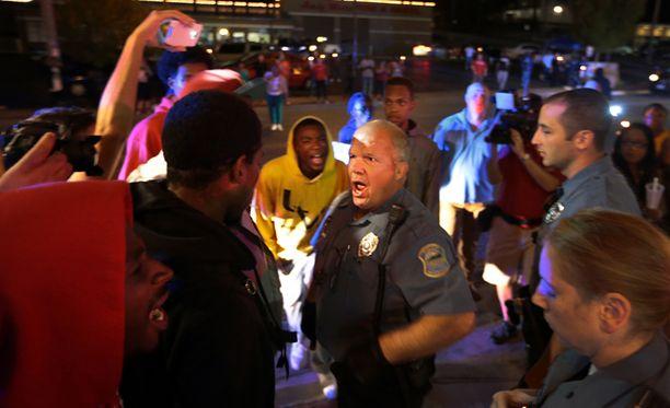Viime päivät ovat olleet Fergusonissa jälleen levottomia.