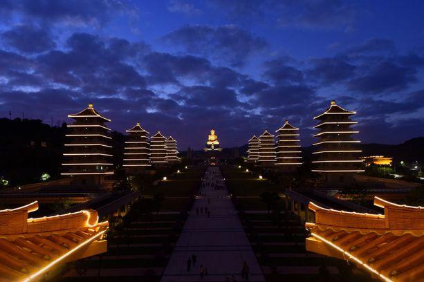 Taiwanin Kaohsiungin suosio on nousussa.