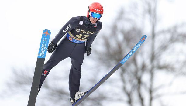 Stephan Leyhe liiteli ykköseksi Saksassa.