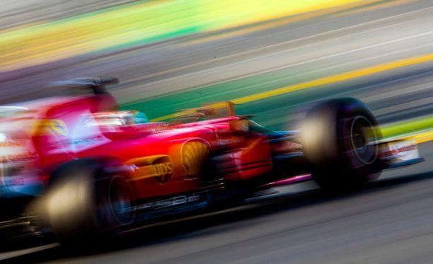 Formula ykkösten mutkanopeudet ovat huimat tällä kaudella.