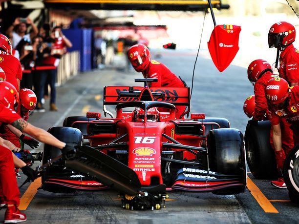Ferrari kuittaa tuttuun tapaan suurimman potin F1:n palkintorahoista.