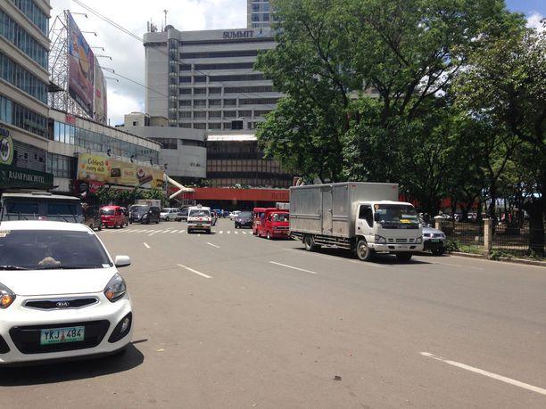Cebu on moderni suurkaupunki ja Rosan kotikylän lähin suurkaupunki Filippiineillä.