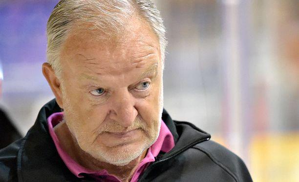 Pekka Rautakallion miehistö kohtaa tänään Bluesin.