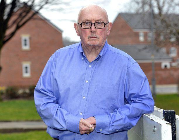 Edward Hayes kertoi julkisesti tarinansa ja toivoi muidenkin seksuaalisen hyväksikäytön uhrien rohkaistuvan puhumaan.
