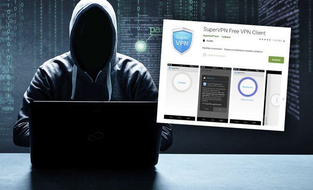VPN-palvelut ovat vaarassa.