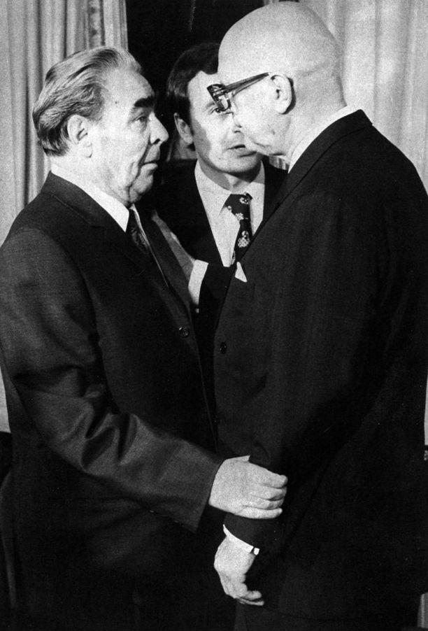 Leonid Brežnev ja Neuvostoliitto olisivat halunneet Kekkosen jatkavan Suomen presidenttinä 90-vuotiaaksi asti.