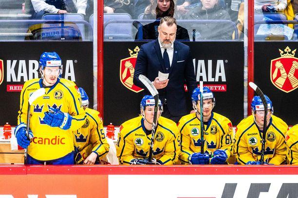 Rikard Grönborg oli tehdä kohtalokkaan virheen.