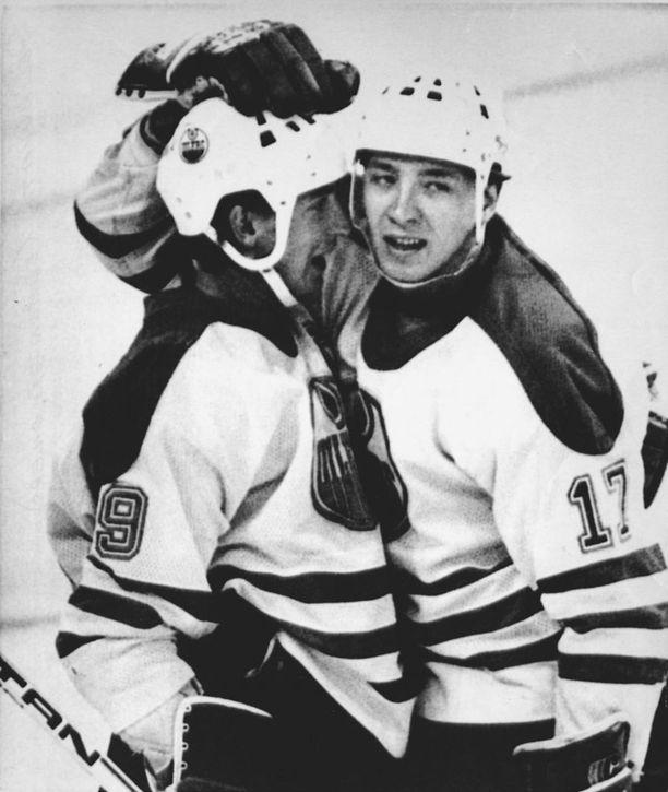 Wayne Gretzkyn ja Jari Kurrin Oilers oli pysäyttämätön hyökkäyskone.