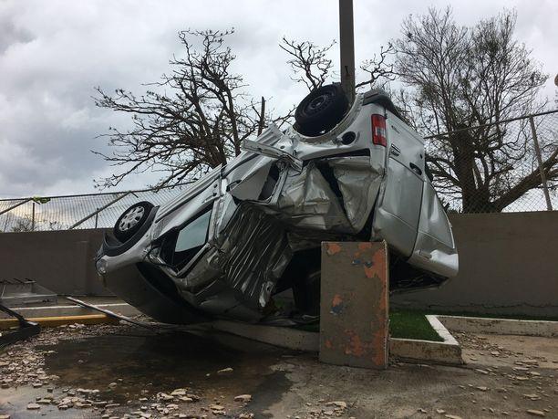 Voimakkaimman eli viitoskategorian hurrikaani Maria iski Puerto Ricoon syyskuun lopulla ja teki järkyttävää tuhoa. Hallinnon pyytämistä katastrofivaroista on myönnetty vain pieni osa.
