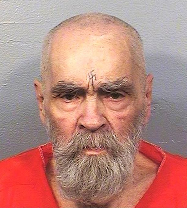 Charles Manson kuoli vuonna 2017.