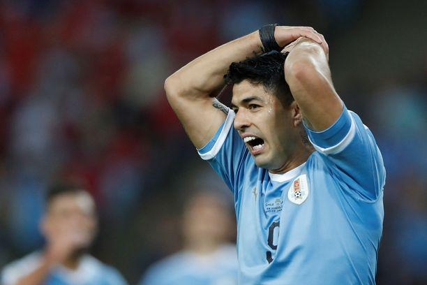 Luis Suárez on saanut uransa varrella vihatun maineen tempuillaan.